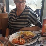 Harvester Aldershot - The worst breakfast ever - A cold and congealed mess.