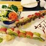 Sushi zento & grill