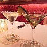 Hawaiian Martini and Gin Martini