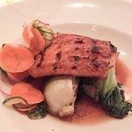 Hibachi Grilled Salmon