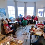 The 'Songbirds' gave an afternoon of carols for everyone to enjoy.