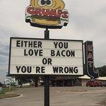 Bacon bacon bacon!!!