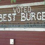 Voted Best Burger in Erath County