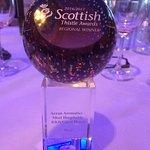 Brookford B&B - Winner of 2016/17 VisitScotland Regional Thistle Award for Most Hospitable B&B.