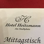 Photo of Hotel Heitzmann