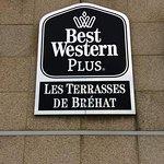 Foto de BEST WESTERN PLUS Les Terrasses De Brehat