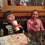 Red Robin is a favorite of our grandchildren when we offer dining out.