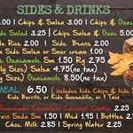 Sides & Drinks