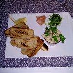Un nouveaux restaurant de fruit de mer situé pointe de la verdure au gosier.juste magnifique