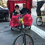 Tour round Central Park
