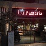 La Pasteria !!! Πολύ καλό Ιταλικό