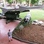Missile at the Granma Memorial Park - Havana (29/Mar/16).