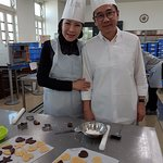 Cookie making class
