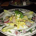 salade de cervelas/gruyère