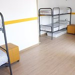 our mixed dormitory