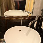 The wash bassin