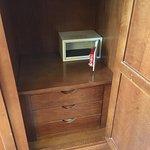 caja de seguridad con llave!!