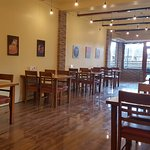 DC Cafe Roxas City Interior