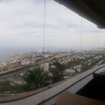 The place with the most beautiful view in Haifa