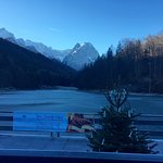 December at the Riessersee Hotel