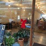 Nice coffee shop