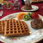 Blue Goose Inn Bed and Breakfast Foto
