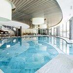 Indoor Infinity-Pool