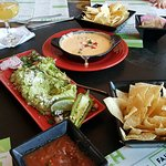 Amazing Guacamole and great queso