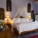 Hidalgo, our bridal suite
