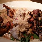 The Cheesecake Factory: Steak & Shrimp