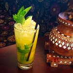Passion Fruit Mojito:  Refreshing...