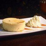 Vanilla Bean Brulee Cheesecake  GF