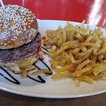 hamburger au comté