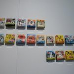 exhibition of Japanese traditional packaging and boxes