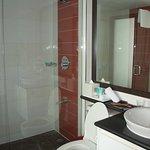 Small but very nice bathroom