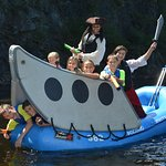 Pocono Pirate Rafting