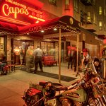 Capo's on our opening night in 2012.