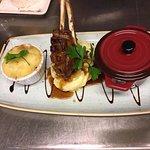 Cork Tree Restaurant Dishes.
