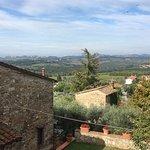 Views of Chianti.