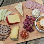 Enjoy light lunches, coffee/tea and cheese tasting boards in our beautiful gardens