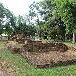 Chiang Saen old walled city