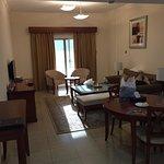 Foto de Rose Garden Hotel Apartments - Bur Dubai