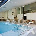 Espace détente et remise en forme, avec un étage relaxation au calme