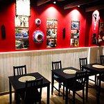 Restaurante Etiopico Afrika Foto
