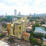 Aerial View of Golden Prince Hotel & Suites