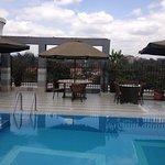 Top Floor Pool at Clarence House