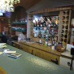 Bravo Diner - the bar
