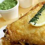 Wills plaice for wonderful fish and chips
