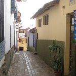 Calle Alabado 536 Vista de la fachad.