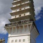 金頂寺內的佛塔